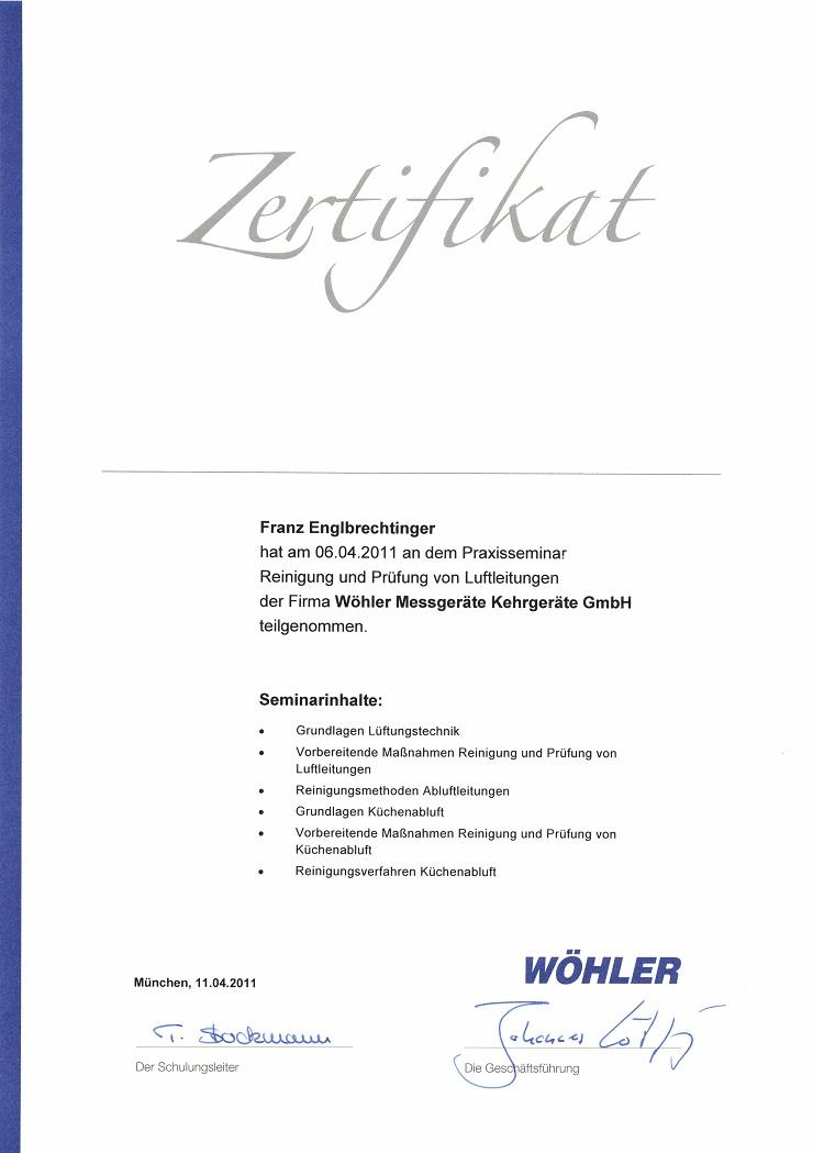 Lüftungsreinigung München englbrechtinger wöhler reinigung und prüfung luftleitungen 2